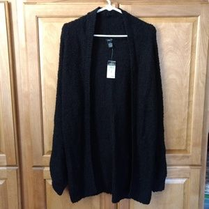 Rue21 Black Cardigan